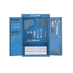 Gedore Armoire à outils avec assortiment S 1400 G - 1400 G