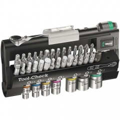 Wera Tool-Check Automotive 1, 38  pièces - 05200995001