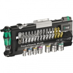 Wera Tool-Check PLUS, 39  pièces - 05056490001