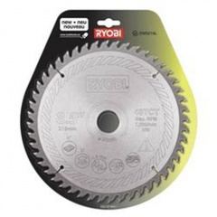 Ryobi Lame carbure 216 mm scie à coupe d'onglet SB216T48A1