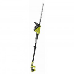 Ryobi Taille-haies sur perche 18 V ONE+ OPT1845 sans batterie ni chargeur