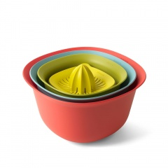 Brabantia Set bols de cuisine - red / mint / green / yellow
