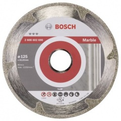 Bosch Disco diamantato Best for Marble 125 x 22,23 x 2,2 x 3 mm