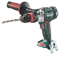Metabo Perceuse à percussion sans fil de 18 volts SB 18 LTX Quick sans batterie et chargeur