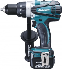 Makita Perceuse visseuse 14,4 V Li-Ion 3 Ah Ø 13 mm