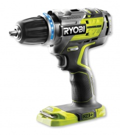 Ryobi Perceuse visseuse sans fil Brushless  R18DDBL-0 One+ sans batterie ni chargeur