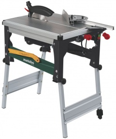 Metabo Scie circulaire sous table UK 333