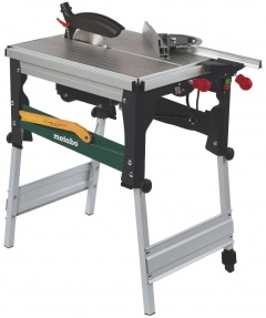 Metabo Scie circulaire radiale sous table UK 290