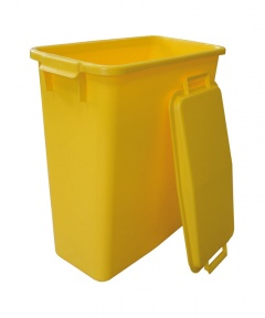 Graf Bacs multi-usages jaune, 60 L - 778011