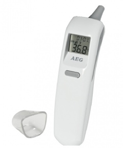 AEG Thermometre Auriculaire FT 4919