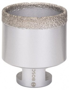 Bosch Fresa diamantata a secco Dry Speed Best for Ceramic 55 x 35 mm