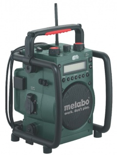 Metabo RC 14.4 - 18 Radio chargeur