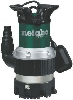 Metabo Pompe immergée TPS 14000 S Combi