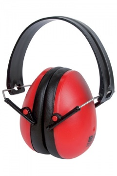 Wolfcraft Casque antibruit « Compact », SNR 26 dB, DIN EN 352-1:2002 (CE)