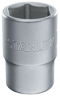 "Stanley Douille 1/2"" 6 pans - 1-17-087"