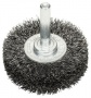 Brosses circulaires 50 mm, 0,2 mm, 15 mm