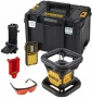 18,0 V Rotationslaser mit Einfach-Lot - roter Laser (Basisversion) - DCE074NR-XJ