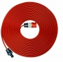 Arroseurs souples 15 m, couleur orange