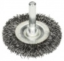 Brosses circulaires 50 mm, 0,3 mm, 8 mm