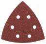 Schleifblatt Expert for Wood, 5er-Pack, 6 Löcher, 105 mm, 80