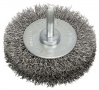 Brosses circulaires 70 mm, 0,3 mm, 15 mm