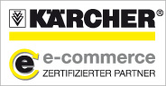 Wir sind authorisierter Kärcher Ecommerce Partner