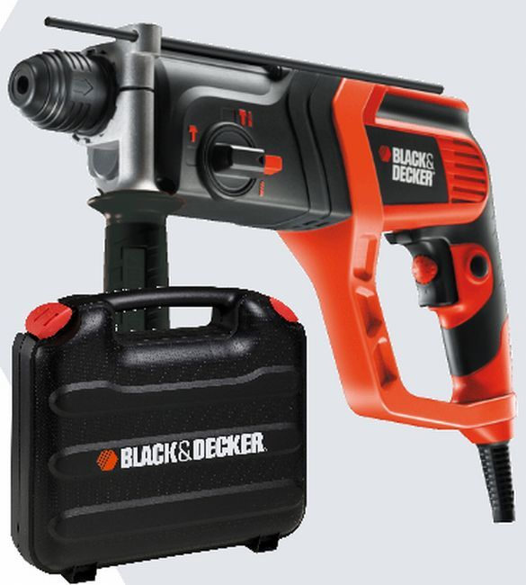Perceuse a percussion black et decker 710w avis - Perceuse black et decker ...