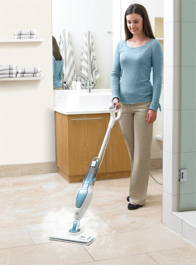 black decker fsm1630s lavapavimenti a vapore steam mop. Black Bedroom Furniture Sets. Home Design Ideas