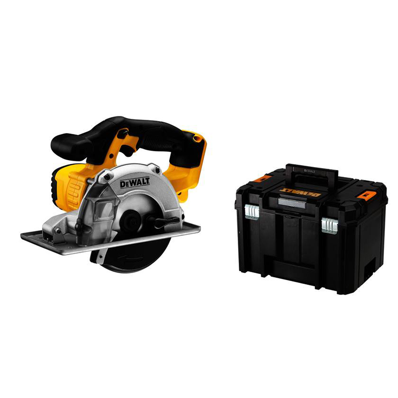 dewalt dcs373nt 18 volt akku metallkreiss ge ohne akku und zubeh r mit t stak box vi. Black Bedroom Furniture Sets. Home Design Ideas