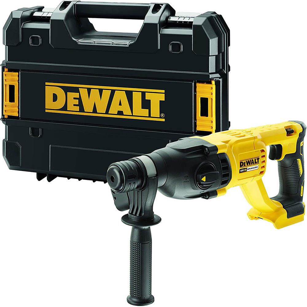 dewalt dch133nt xj akku kombihammer 26mm 18v ohne akku u ladeger t. Black Bedroom Furniture Sets. Home Design Ideas