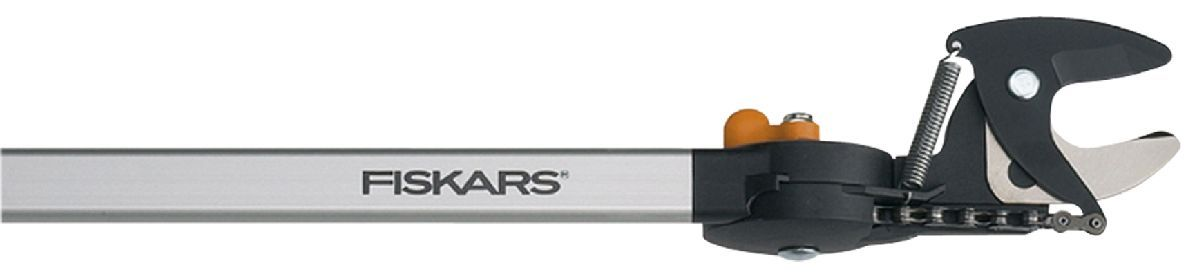 Fiskars coupe branches multifonctions t lescopique 6 50 m - Coupe branches multifonctions telescopique fiskars ...