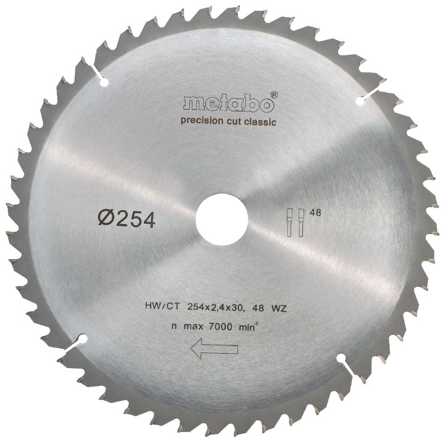 Superior Lame Scie Circulaire 254 Mm #5: 2806100s_50.jpg