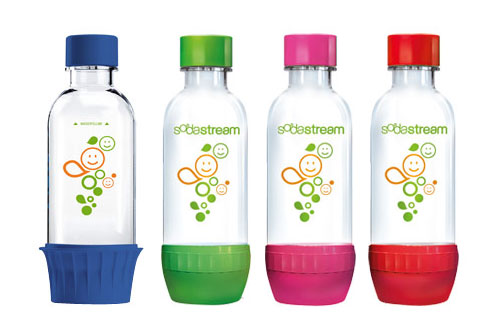 sodastream pet flasche 0 5 liter f r sodastream sodaclub sprudler mit schraubg ebay. Black Bedroom Furniture Sets. Home Design Ideas
